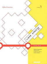 Ligne Directe 1 Cahier d'exercices avec CD-ROM / Didier / Тетрадь