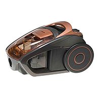 Пылесос GRANT GT-1604 3000 Watt коричневый . Пылесос без мешка грант gt 1604 3000 ватт Контейнерный