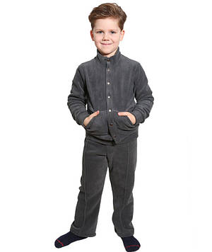 Флісовий костюм для хлопчика (розміри 116-152 в кольорах)