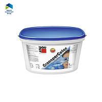 Акриловая краска Baumit GranoporColor (14 л / 22,4 кг) Фарба акрилова Бауміт ГранопорКолор