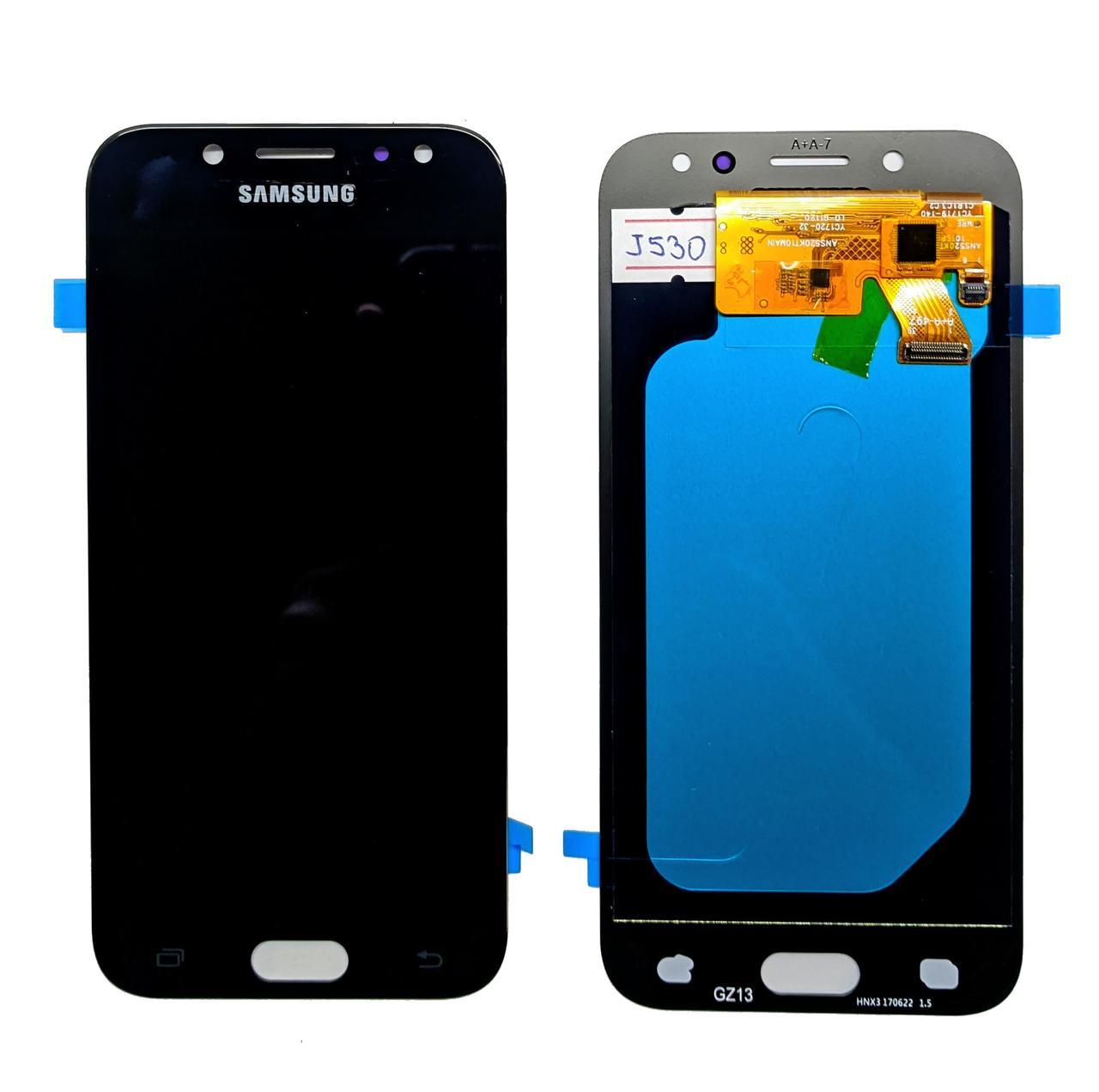 Дисплейний Модуль Samsung J530 J5 2017 Oled Чорний