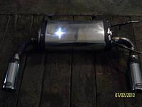 Глушитель прямоточный Sebring, фото 1