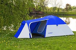Палатка трёхместная  Presto Acamper MONSUN 3 PRO синяя