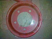 Полудиск опорного колеса сеялки СУПН Н 080.09.001; Н 080.09.007, фото 1