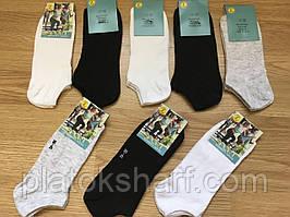 Шкарпетки нова модель Стильні з Бавовни, виробництво Україна