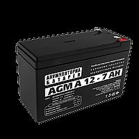 Аккумуляторная батарея кислотная AGM А 12 - 7 AH