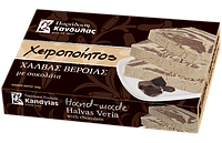 Халва тахинная ручной работы с шоколадом 200 г