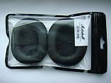 Амбушюры черные (подушечки) для наушников Marshall Monitor, фото 2