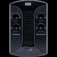 ИБП линейно-интерактивный LogicPower LP 850VA-PS(510Вт), фото 1