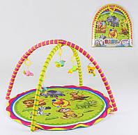 Коврик для младенцев Small Toys 008 5 подвесок-погремушек 2-60434, КОД: 1250473