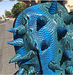 Рюкзак Madpax Pactor Half Blue Mamba (M/PAC/MA/HALF), фото 6
