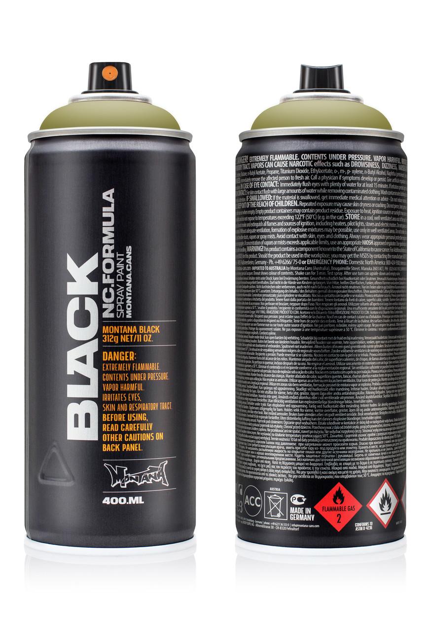 Краска Montana BLK6625 Боа (Boa) 400 мл (386497)
