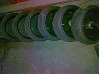 Колесо прикатывающее в сборе секции культиватора КРН 46.090, фото 1