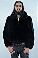 Куртка чоловіча з канадського бобра