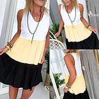 Красивое летнее платье норма