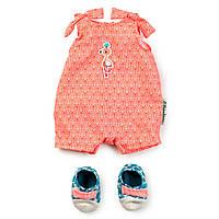 Комбинезон и обувь для куклы Lilliputiens 83163, КОД: 1649745
