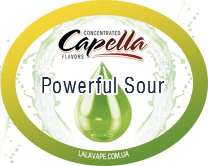 Ароматизатор Capella Powerful Sour (Подкислитель)
