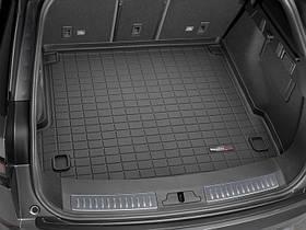 Ковер резиновый WeatherTech  Range Rover Velar 2017+ в багажник черный