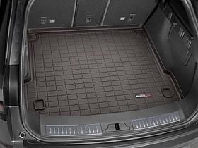 Ковер резиновый WeatherTech  Range Rover Velar 2017+ в багажник какао