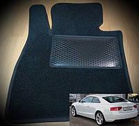 Ворсовые коврики на Audi A5 COUPE '07-16