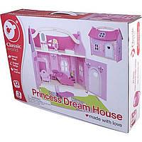 Будиночок-валіза мал.принцеси №4156