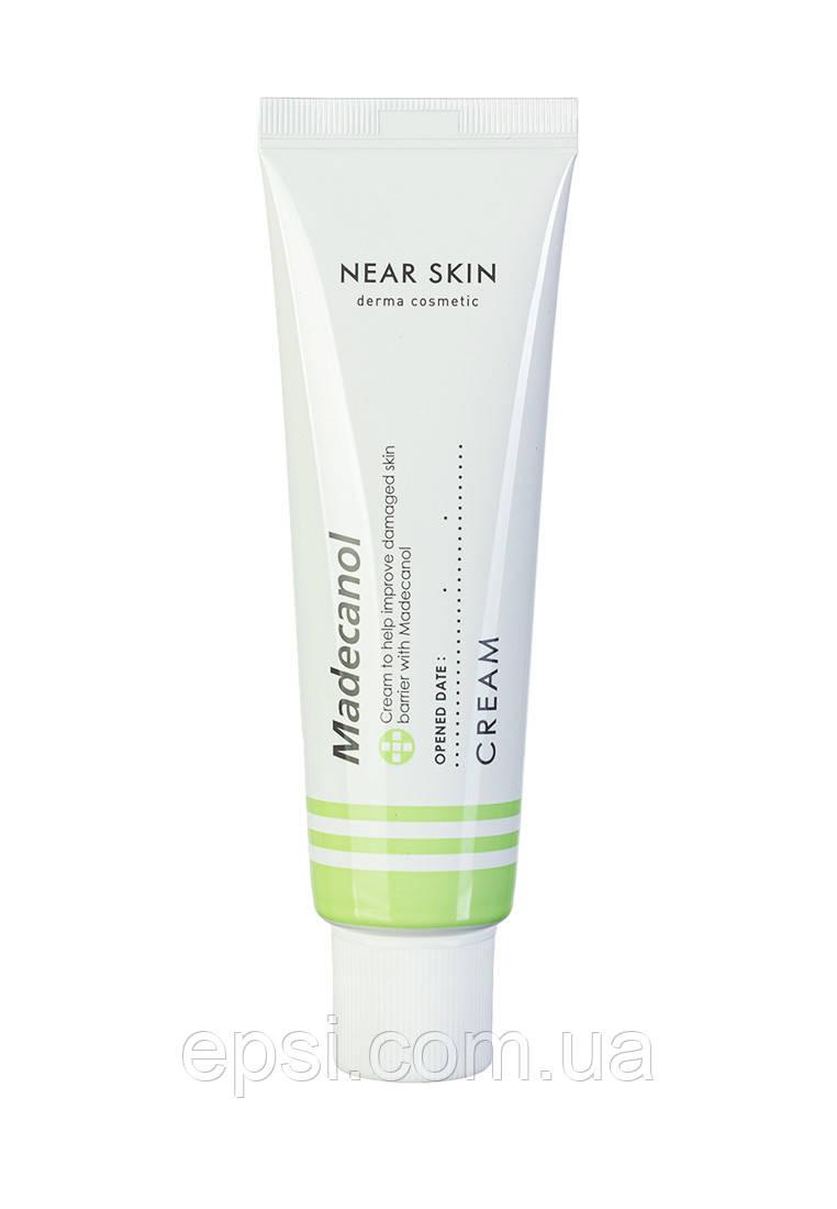 Восстанавливающий крем для лица Missha Near Skin Madecanol Cream, 50 мл