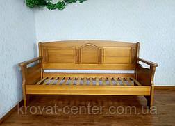 """Прямой кухонный диван из массива дерева """"Орфей Премиум"""" от производителя, фото 2"""