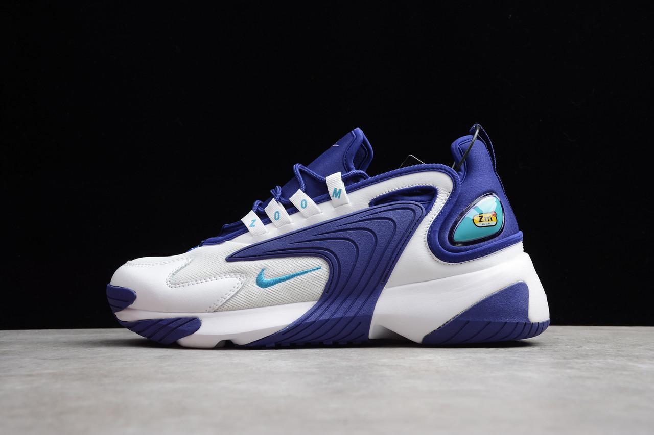 Кроссовки мужские Nike Zoom 2K / ZKK-010 (Реплика)