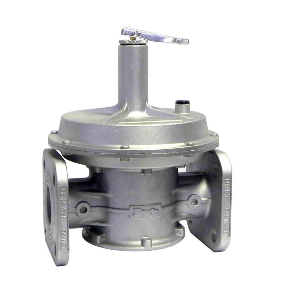 Предохранительно-сбросной клапан (ПСК) MVS/1, DN40, 1 bar (MADAS), фланцевый
