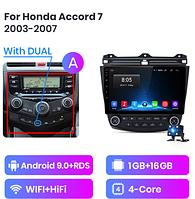 Junsun 4G Android магнитола для  Honda Accord 7 2003 2004 2005 2006 2007  wifi