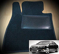 Коврики на Audi A6 (C6) '05-10. Текстильные автоковрики, фото 1