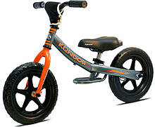 Kandor Балансуючий велосипед беговел помаранчевий Simply Balance Bike