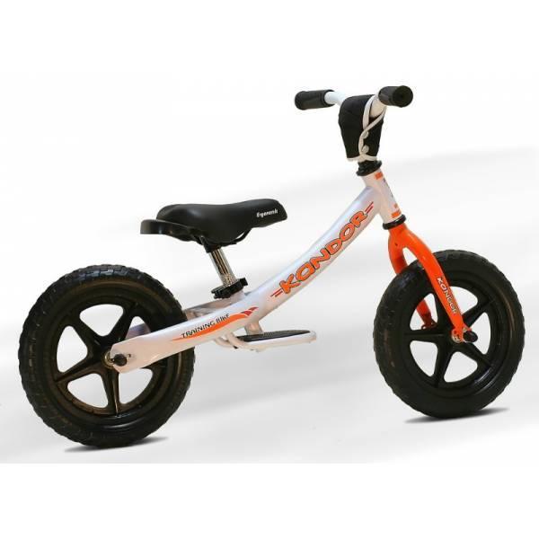Kandor Балансирующий велосипед беговел оранжевый сер Simply Balance Bike