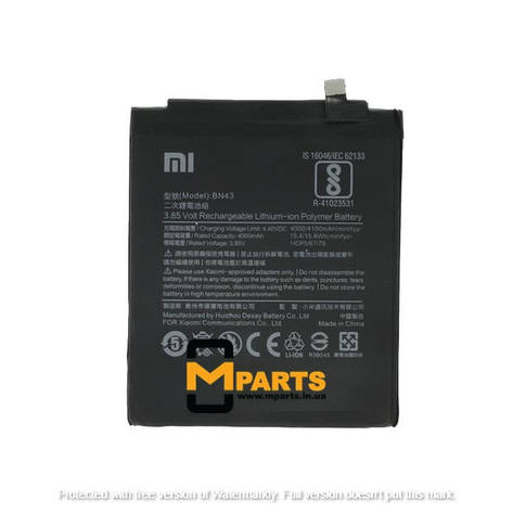 АКБ XIAOMI Redmi Note 4X (BN43/BM43), фото 2