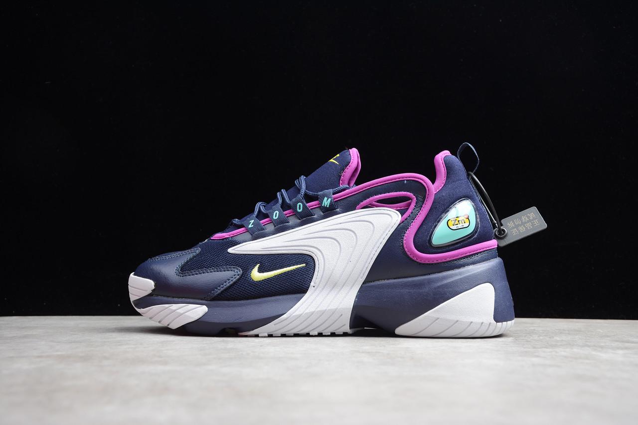 Кроссовки мужские Nike Zoom 2K / ZKK-013 (Реплика)