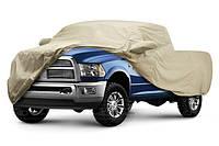 Тент усиленный для внедорожников SUV ✓ минивэнов MPV с подкладкой ➤ размер: 5,33*1,95*1,52
