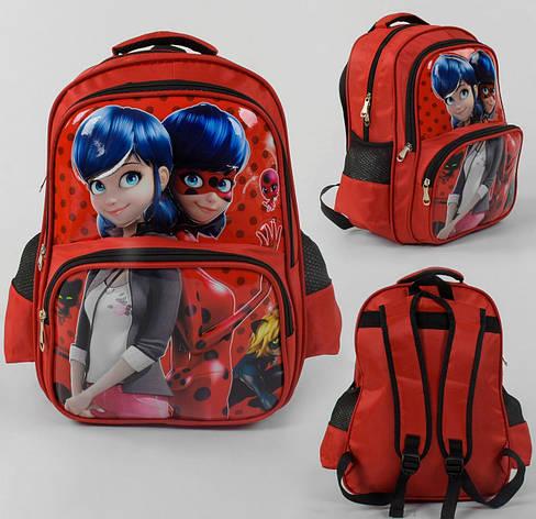 Школьный рюкзак Леди Баг, фото 2