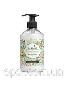 Жидкое мыло с ароматом яблока и ванили Careline Spring Blossom Vanilla Apple, 500 мл