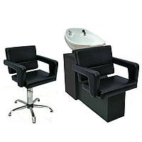 Комплект мебели Чип Фламинго+Фламинго пневматика