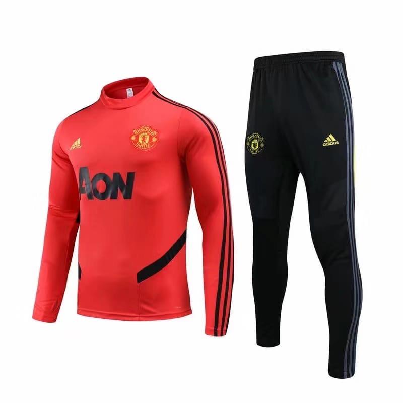 Спортивный тренировочный костюм Манчестер Юнайтед Manchester United 2020