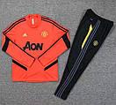 Спортивный тренировочный костюм Манчестер Юнайтед Manchester United 2020, фото 2