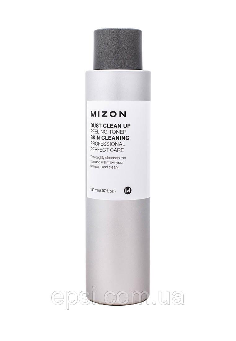 Пилинг-тонер Mizon Dust Clean Up, 150 мл