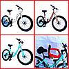 """Складной велосипед Unicorn - Gloria 26"""" размер рамы 16"""" gold, фото 3"""