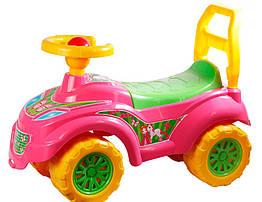 Беби машина ТЕХНОК 0793 Принцесса Розовый 2-0793-9911, КОД: 317516