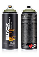 Краска Montana BLK6725 Войско (Troops) 400 мл (386503)