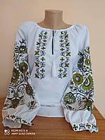 """Блузка з вишивкою """"Літня ніч"""""""