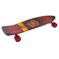 Скейт California Since86, канадський клен, р-н 82*23,6 см, колеса PU