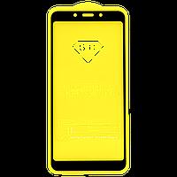 Защитное стекло (NP) FullGlue Xiaomi MI 8 Lite черный
