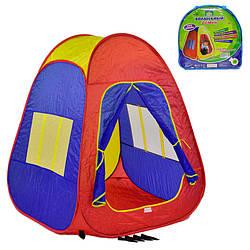 Детская палатка Play Smart Волшебный домик Разноцветная 2-1001М-36771, КОД: 288525