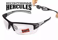 Защитные спортивные очки Global Vision Hercules-7 с прозрачными линзами, фото 1